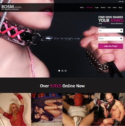 bdsm.com - Kink Community and Personals