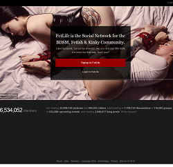 fetlife - no.1 Social Network for the BDSM, Fetish & Kinky Community